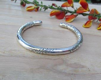Hamilton Dixon Stamped Bracelet