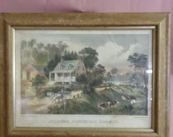American Homestead summer picture