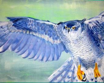 Acrylbild, Kunst, Malerei, Tierbild, Seelenbild, painting, soul painting, Acryl, art, animal painting, painting