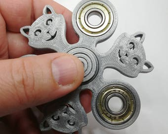 Cat Fidget Spinner