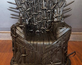 Iron Throne - Game of Thrones (GoT)