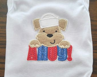 Sailor Puppy Dog T-Shirt
