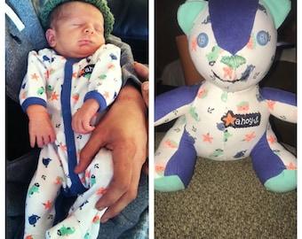Infant Sleeper Bear