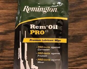 20 Rem Oil Pro3 Wipes