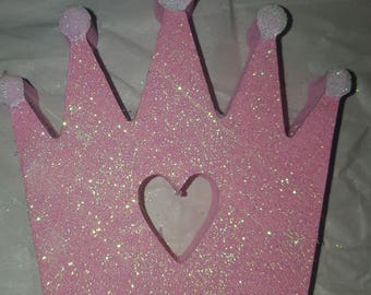 Freestanding Princess Crown
