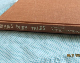Grimms Fairy Tales, Grimm Brothers, Arthur Packham