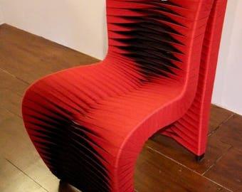 Phillips 'Seat Belt' Strap Chair