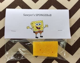 Sawyer's SpongeBob