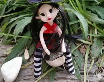 Happy garden witch Libby
