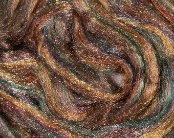 Firestar Tropic Nylon fiber for Blending and Spinning,  2 oz