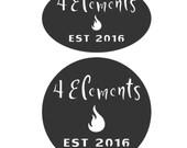 Custom Element sign