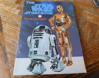 Vintage Star Wars Storybook 1978