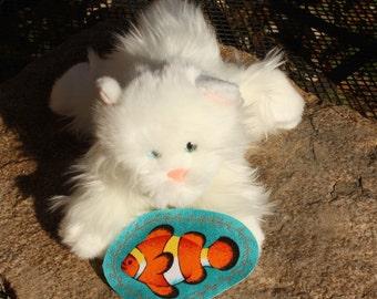 Cat Toy, Catnip Toy, Cat Nip Toy, Soft Cat Toy, Indoor Cat Toy, Handmade Cat Toy, Toy With Catnip, Luxury Catnip Toy, Fabric Catnip Toy