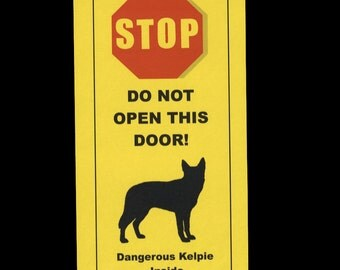 NEW! Dangerous Australian Kelpie Inside Has Killed Squeaky Toy