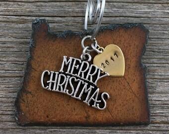 OREGON Christmas Ornament, OREGON Ornament, Christmas Gifts 2017 Christmas Ornaments, Personalized Gift, OREGON Ornaments