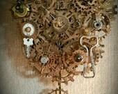 WORKSHOP Saturday, February 25th Erin Keck Steampunk Pendulum Clock