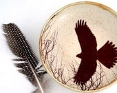 Hand Made Bowl  -  Coopers Hawk - Hand Thrown Stoneware Pottery