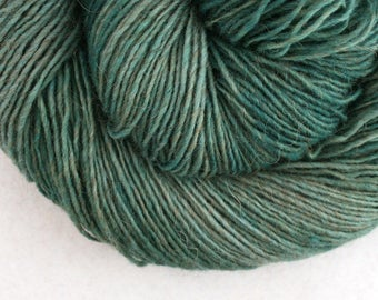 Olana fingering weight cormo alpaca angora blend yarn 300yds/274m 2oz/57g Surplus
