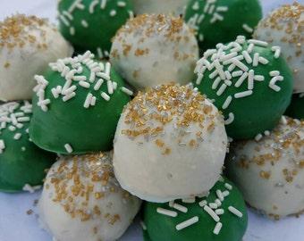 Cake Balls: Gingerbread Spice.  Christmas gift