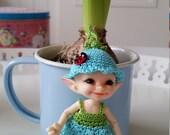 Realpuki 4 Pc Outfit Set Little Bellflower