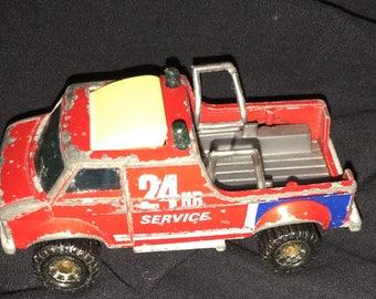 1985 Matchbox Break Down Van