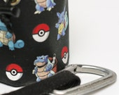 Pokemon Proud, a Hand Crafted Chalk Bag and Belt