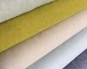 Essex Linen fabric bundle, Dress Fabric, Toddler Dress Fabric, Essex Yarn Dyed, Linen fabric, Quilt Back, Robert Kaufman, Fabric bundle of 5