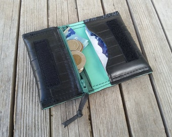 Small wallet - Vegan Gift - Cyclist Accessory