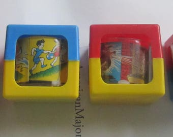 nursery rhymes spinning blocks