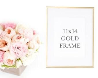 Gold Frame Etsy