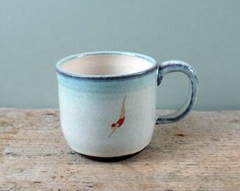 Red Diver Mug