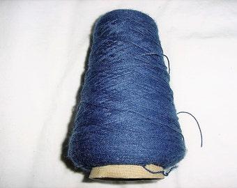 Cone Yarn 2 / 15 ply Navy Blue Nomis Yarn Acrylic
