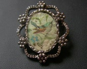 Sweet Little Bird Vintage Brooch/Pin