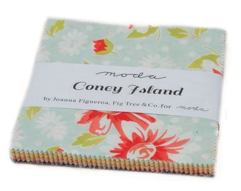 Coney Island (20280PP) by Fig Tree & Co. - Charm Pack