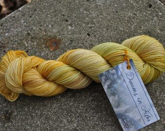 LIMITED EDITION BASE - Sportweight 8 ply - Chamomile Colorway