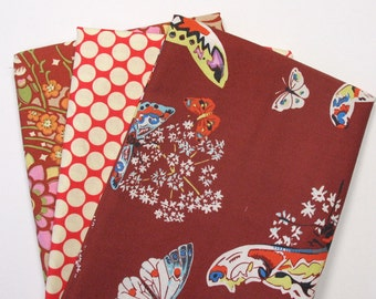 Amy Butler RP666 Cotton Quilting Fabric Remnant Pack