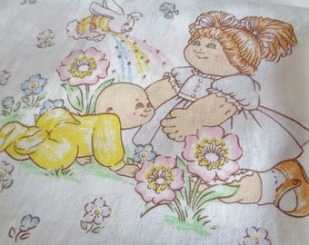 Cabbage Patch Kids Complete Twin Sheet Set