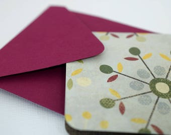 Mini Cards / Blank Cards / Thank You Cards / Gift Tags / Gift Cards / Cards with Envelopes / Favor Cards / Birthday Cards / mad4plaid