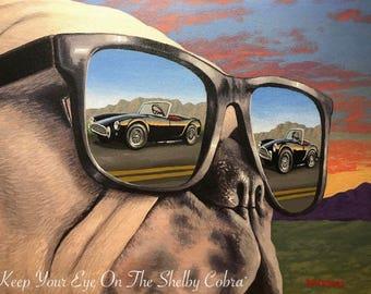 Original Acrylic Mixed Media Painting by Macsorro Wall Art
