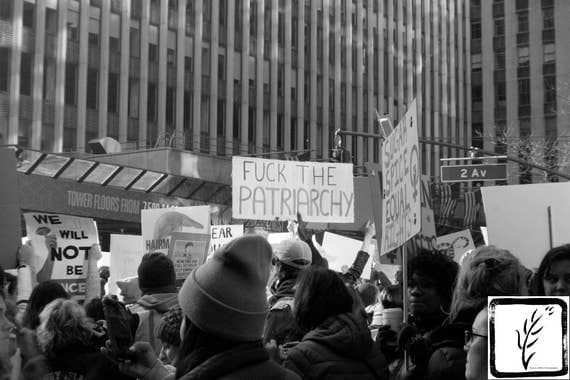 New York, #shepersisted, #whyImarch, #nastywomen, B&W Photograph, fine art, photo print, wall art, resist, home decor, protest, womens march