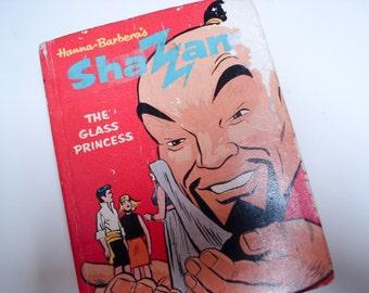 Shazan - The Glass Princess - Hanna Barbera - 1968
