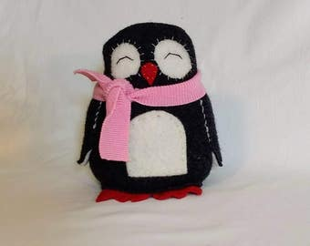Penguin looking for a home