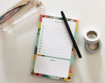 To do list 100 page notepad