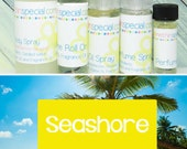 Seashore Perfume, Perfume Spray, Body Spray, Perfume Roll On, Perfume Sample Oil, Dry Oil Spray, You Pick the Product You Want