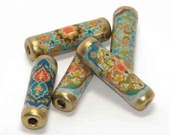 Paper Beads - Moroccan
