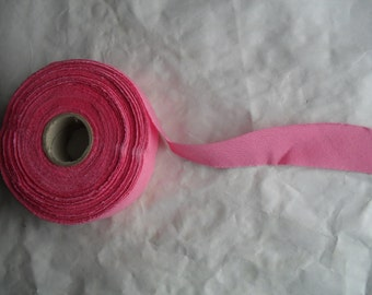 Quilt Binding Bias Tape Hand Made Rose Old Rose Crafts Sewing