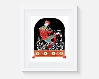 Petrushka Art Print