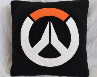 Overwatch Logo Pillow