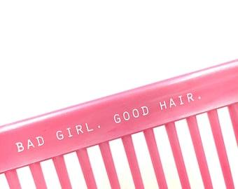 Bad Girl Good Hair Comb