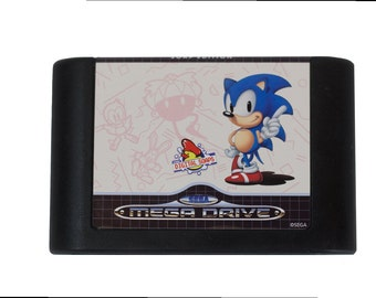 Sonic the Hedgehog Soap Mega Drive Edition Officially Licensed by Sega